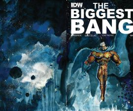 Biggest Bang #1 from IDW Comics