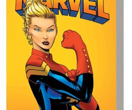 Captain Marvel: Earth's Mightiest Hero Vol. 1 TPB from Marvel Comics