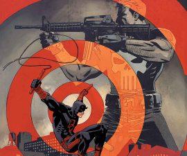 Daredevil/Punisher #1 from Marvel Comics