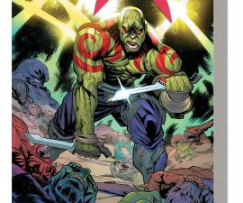 Drax Vol. 1: the Galaxy's Best Detective TPB from Marvel Comics