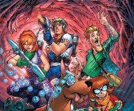 Scooby Apocalypse #1 from DC Comics