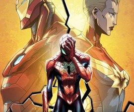 Civil War II: Amazing Spider-Man #1 from Marvel Comics