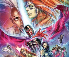 Civil War II: X-Men #1 from Marvel Comics
