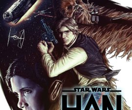 Star Wars: Han Solo #1 from Marvel Comics