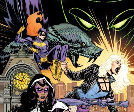 Batgirl and The Birds of Prey #1 from DC Comics