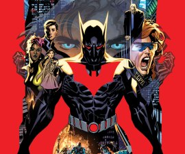 Batman Beyond #1 (2016) from DC Comics