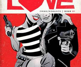 Violent Love #1 from Image Comics