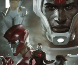 Divinity III: Stalinverse #1 from Valiant Comics