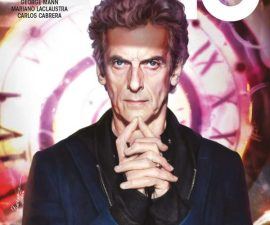 Doctor Who The Twelfth Doctor Year Three #1 From Titan Comics