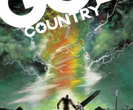 God Country #1 from Image Comics