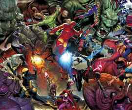 Monsters Unleashed #1 from Marvel Comics