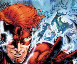 Titans Vol. 1: The Return of Wally West TP from DC Comics