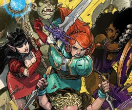 Rat Queens #1 (2017) from Image Comics