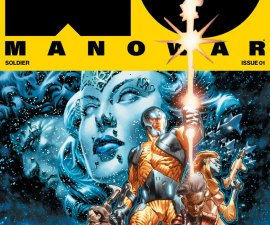 X-O Manowar #1 (2017) from Valiant Comics