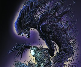 Aliens: Dead Orbit #1 from Dark Horse Comics