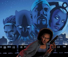 Black Panther: The Crew #1 from Marvel Comics