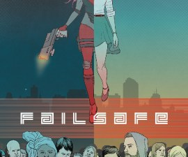 Failsafe #1 from Vault Comics