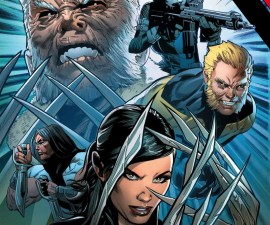 Weapon X #1 (2017) from Marvel Comics