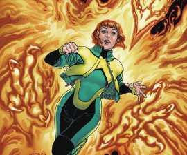 Jean Grey #1 (2017) from Marvel Comics