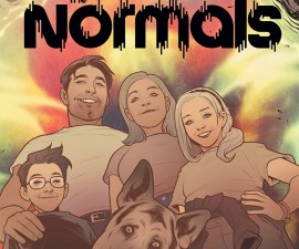 The Normals #1 from Aftershock Comics