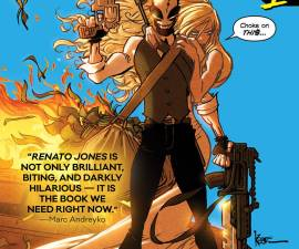 Renato Jones Season Two #1 from Image Comics