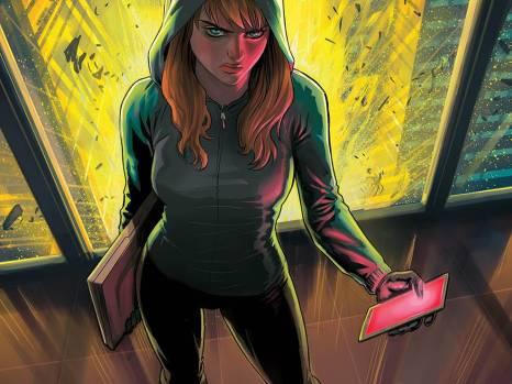 Samaritan #1 from Image Comics