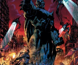 Dark Days: The Forge #1 from DC Comics
