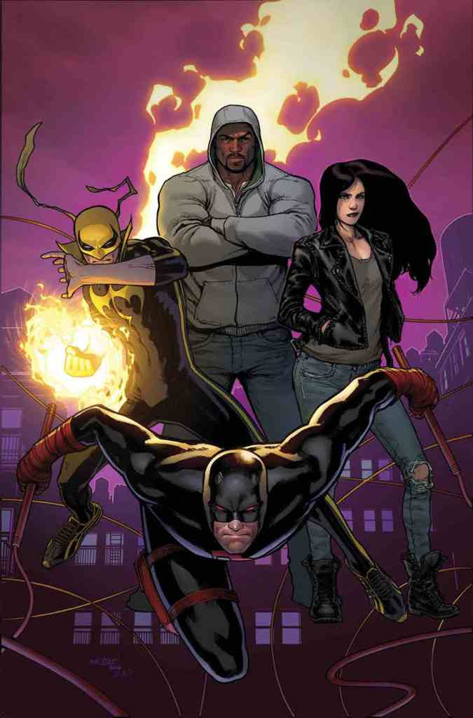 Defenders #1 (2017) from Marvel Comics