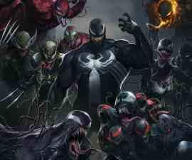 Edge of Venomverse #1 from Marvel Comics