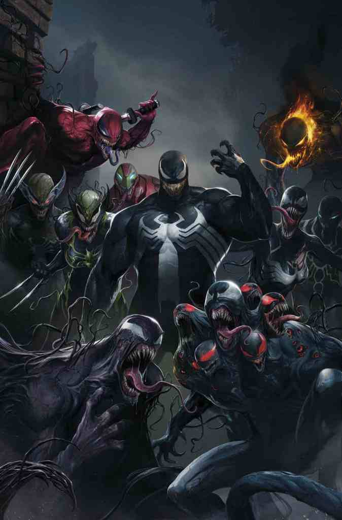 Edge of Venomverse #1 from Marvel Comics
