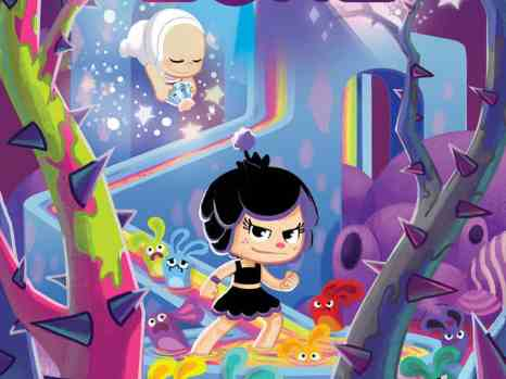 Hanazuki: Full of Treasures #1 from IDW Comics