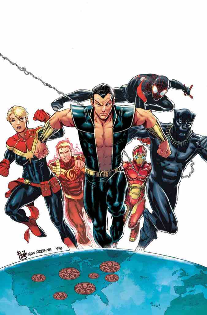Secret Empire: Brave New World #1 from Marvel Comics