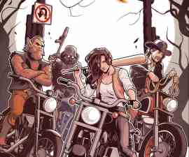 Wynonna Earp: Season Zero #1 from IDW Comics