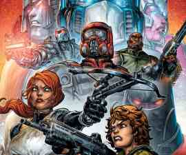 First Strike #1 from IDW Comics