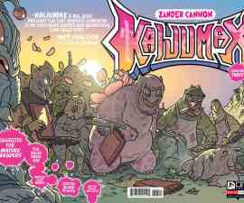 Kaijumax Season Three #1 from Oni Press