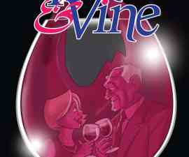 Time & Vine #1 from IDW Comics