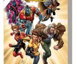 X-Men Gold Vol. 1: Back to Basics TPB from Marvel Comics