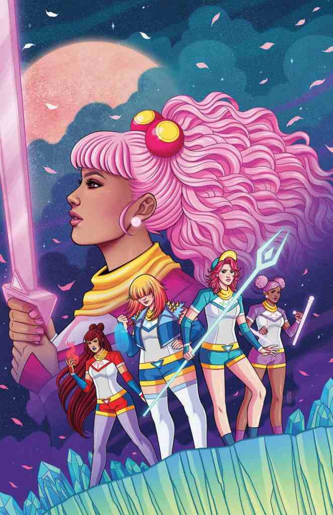 Zodiac Starforce: Cries of the Fire Prince #1 from Dark Horse Comics