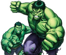 Generations: Banner Hulk & The Totally Awesome Hulk #1 from Marvel Comics