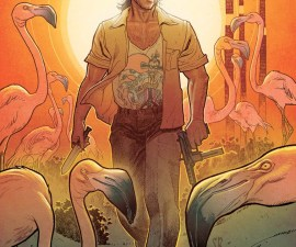 Big Trouble in Little China: Old Man Jack #1 from Boom Studios