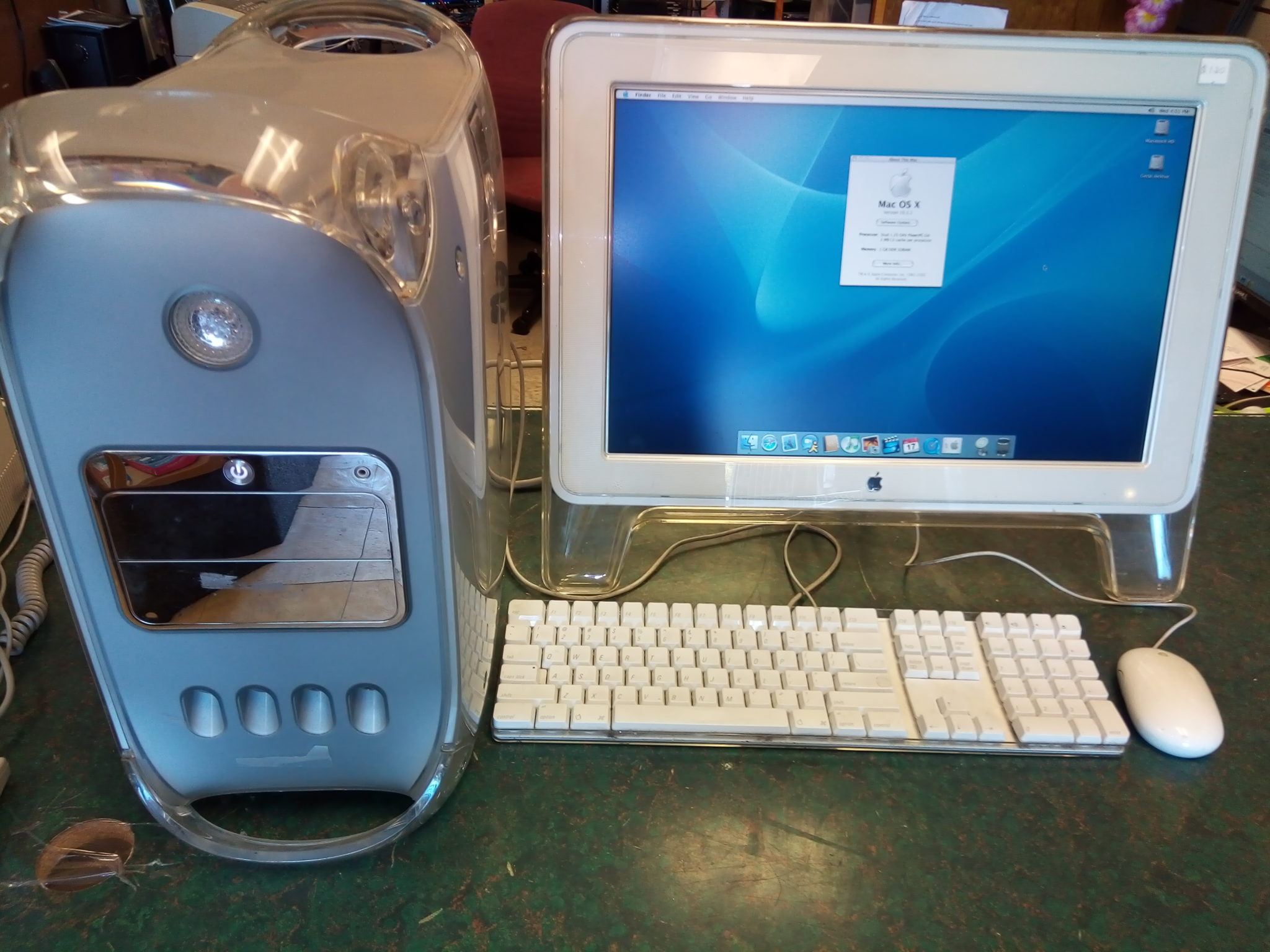 Used Apple Computers >> Used Apple Power Mac G4 Classic Computer Excel Computers