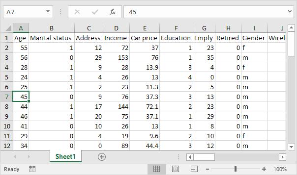 Split Worksheets In Excel