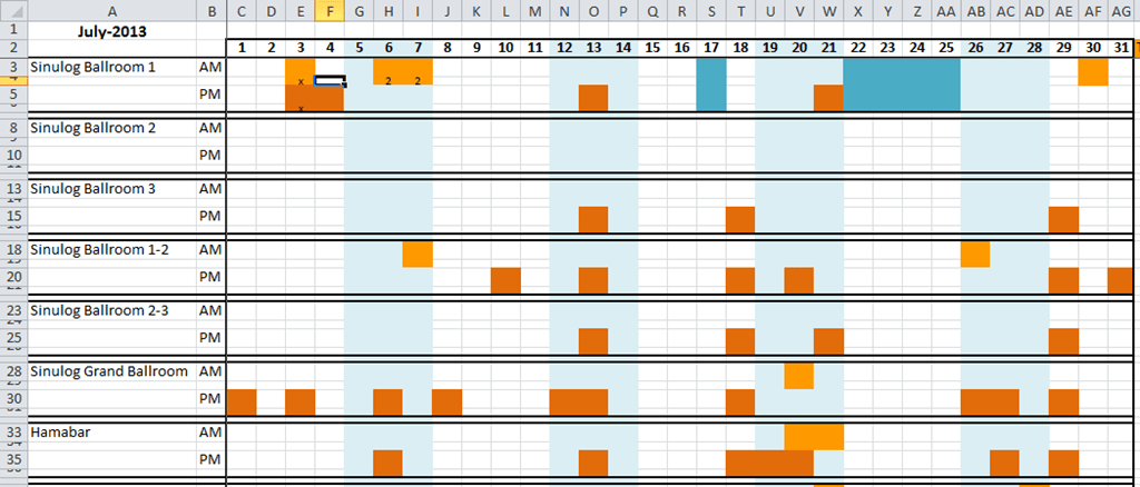 Show Formulas Excel 2013 Hide And Values