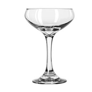 Champagne Coupe 251 ml. Great for champagne fountains or cocktails