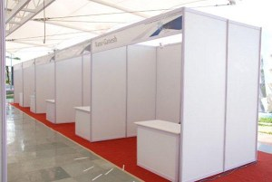 Exhibition Boothing and Paneling of Excel Hire