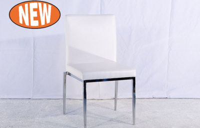 New York Dining Chair - White