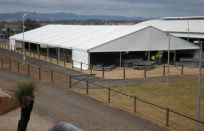 Warehouse for Equine Centre 20mx 40m
