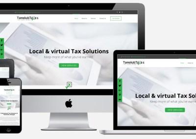 taxeswebsite - Portfolio
