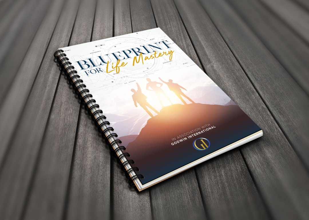 "StudentWorkbook BPFLM - Dr. G's ""Blueprint for Life Mastery"" Course"
