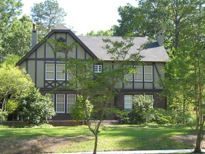 Eudora Welty's home in Jackson, Mississippi is now a museum open to visitors.